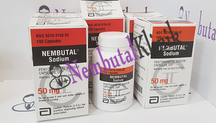 Pentobarbital-Pillen 50mg