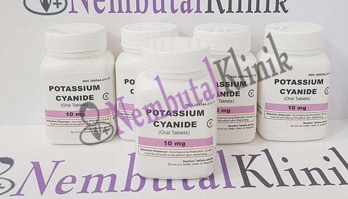 kaliumcyanide Tabletten